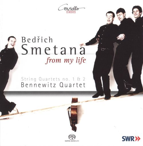 Bedrich Smetana: From My Life - String Quartets No. 1 & 2