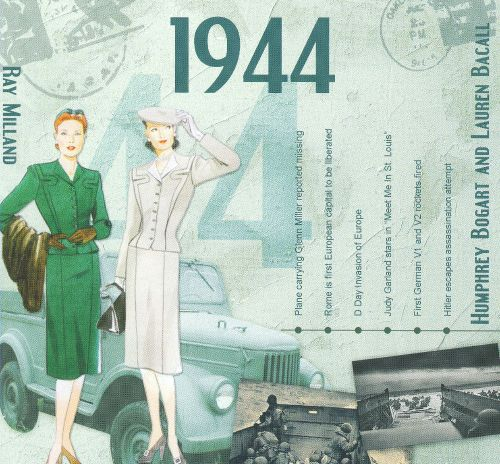 1944: A Time To Remember The Classic Years