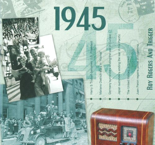 1945: A Time To Remember The Classic Years