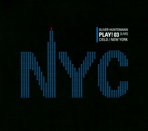 Play! 03 Live At Cielo/New York