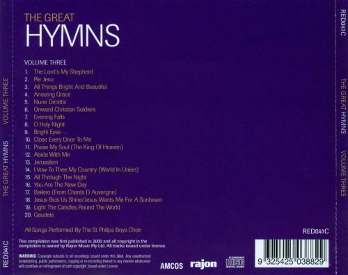 The Great Hymns, Vol. 3
