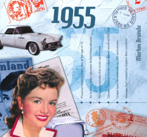 1955: A Time To Remember The Classic Years