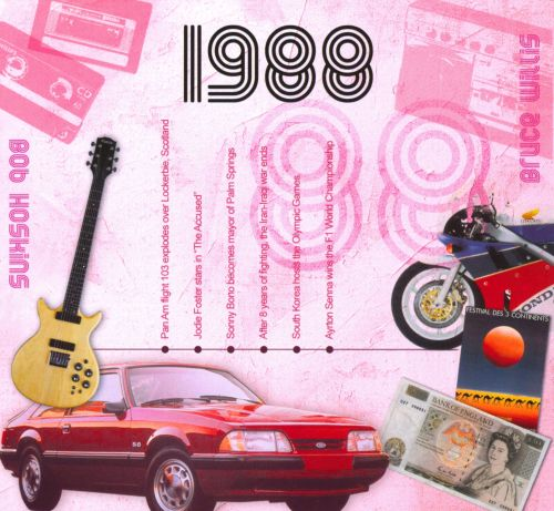1988: A Time To Remember The Classic Years