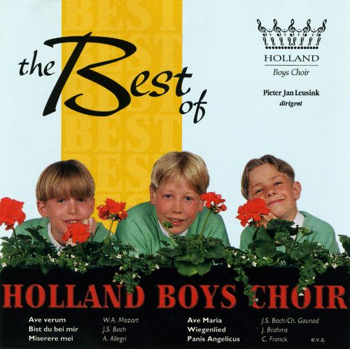 The Best of Holland Boys Choir