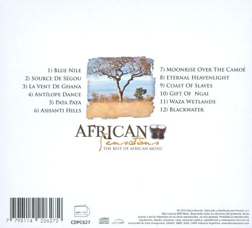 African Sensations: The Best Of African Music