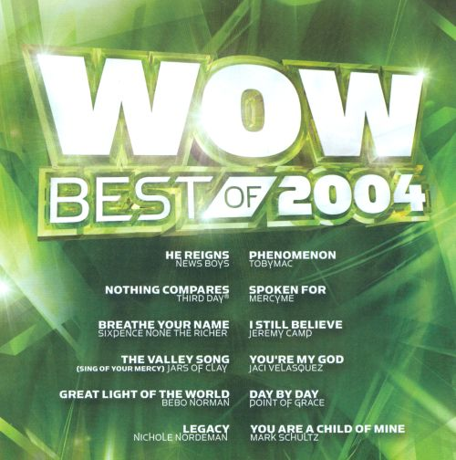 Wow: Best of 2004