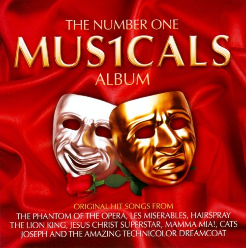 The Number One Musicals Album [2009]