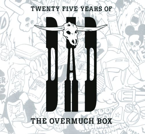 Twenty Five Years Of DAD: The Overmuch Box