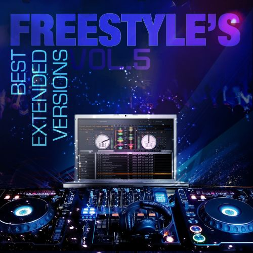 Freestyle's Best Extended Versions, Vol. 5