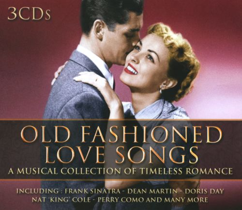 Old Fashioned Love Songs - Various Artists