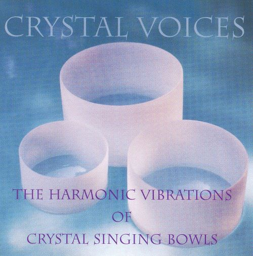 Crystal Voices: The Harmonic Vibrations of Crystal