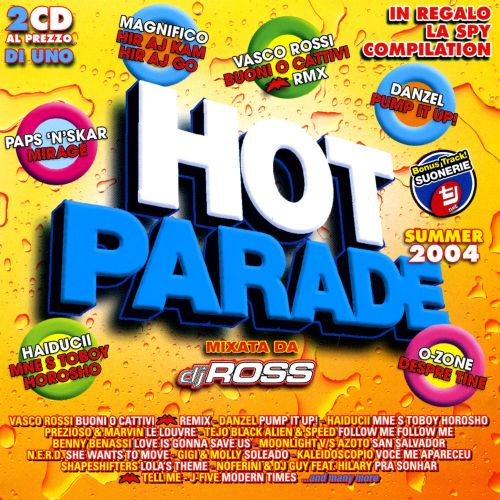 Hot Parade: Summer 2004/Spy Compilation Summer 2004