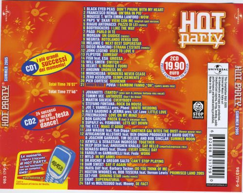 Hot Party: Summer 2005