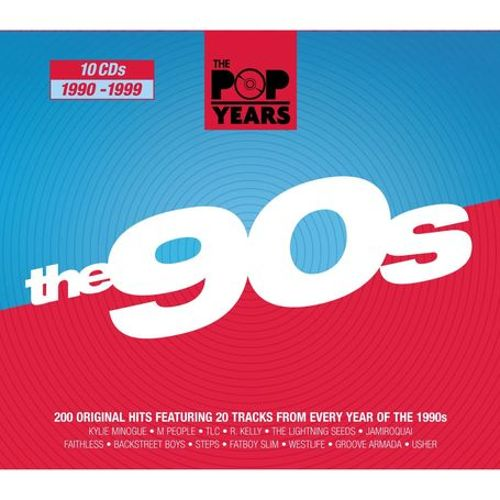 The Pop Years: The 90s