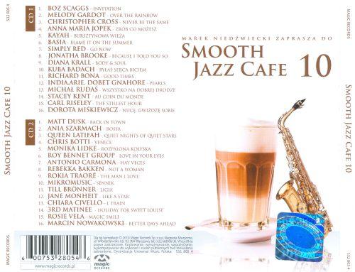 Smooth Jazz Cafe, Vol. 10