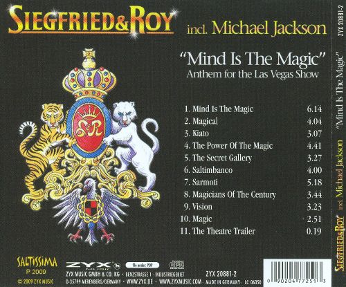 Mind Is the Magic: Anthem for the Las Vegas Show