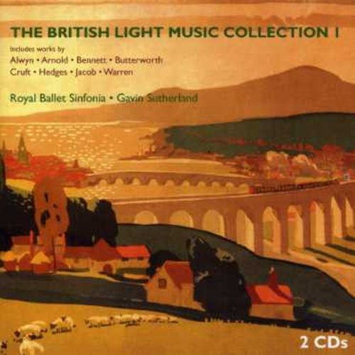 The British Light Music Collection, Vol. 1