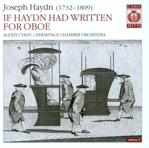 If Haydn Had Written for Oboe, Vol. 2