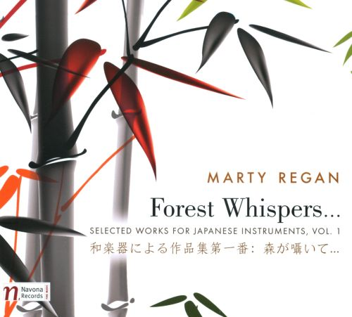 Marty Regan: Forest Whispers