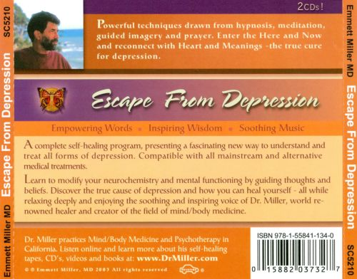 Escape from Depression