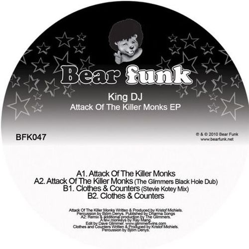 Attack of the Killer Monks EP
