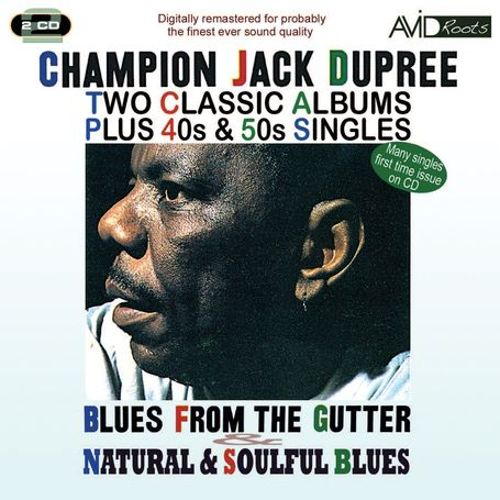Blues from the Gutter/Natural and Soulful Blues