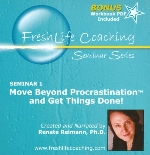 Move Beyond Procrastination And Get Things Done!
