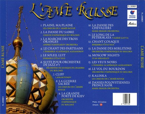 L' Ame Russe