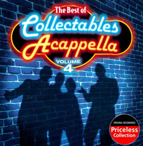 The Best of Collectables Acappella, Vol. 4