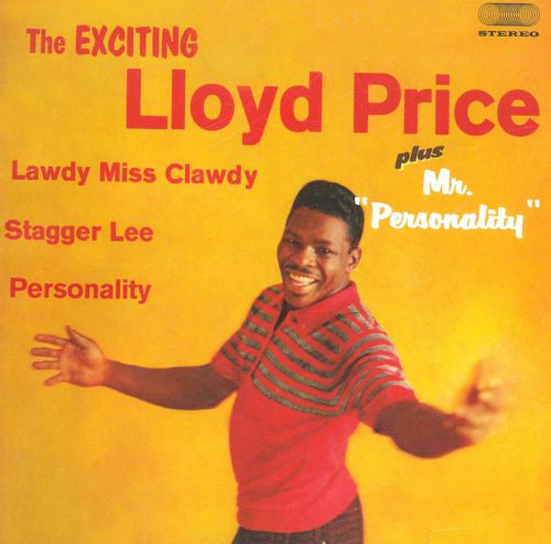 Exciting Lloyd Price/Mr. Personality