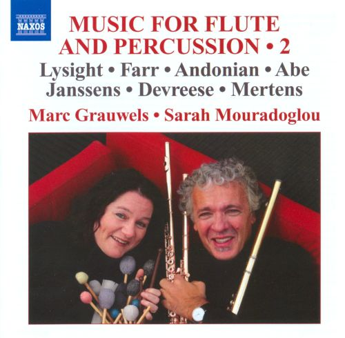 Music for Flute & Percussion, Vol. 2