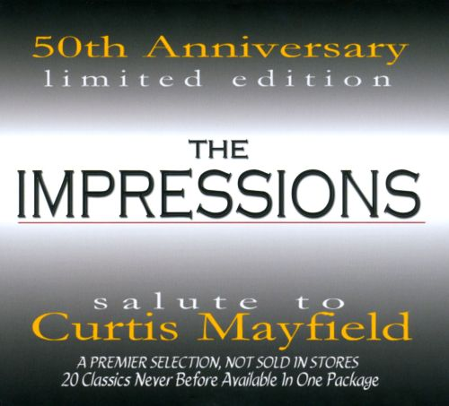 Salute to Curtis Mayfield