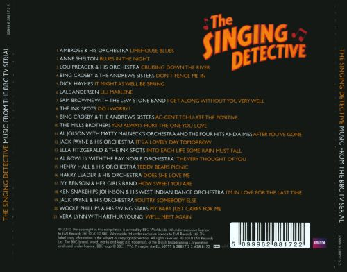 The Singing Detective: Music from the BBC TV Serial