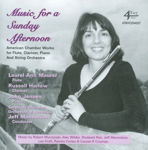 Music for a Sunday Afternoon