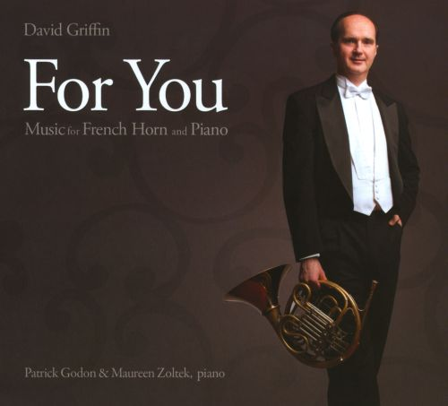 For You: Music for French Horn and Piano