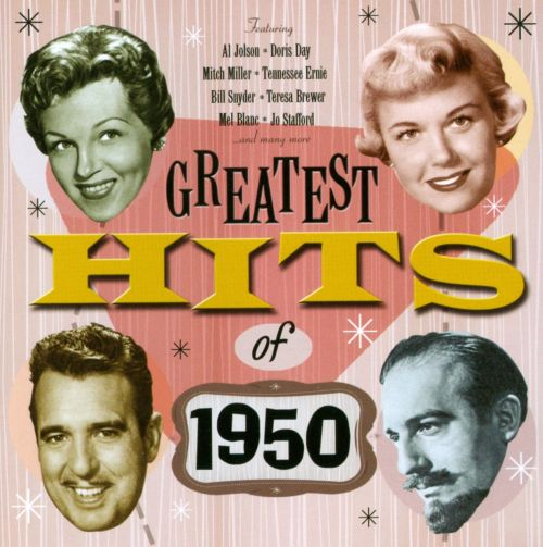 Greatest Hits Of 1950