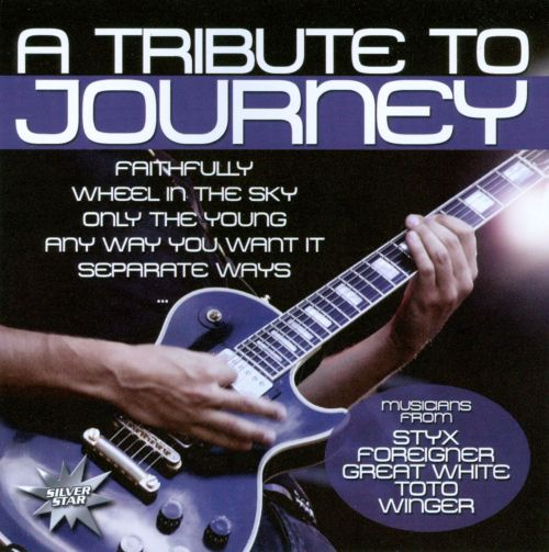 A Tribute To Journey [Silverstar]