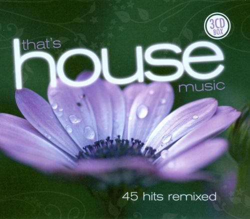 That's House Music: 45 Hits Remixed
