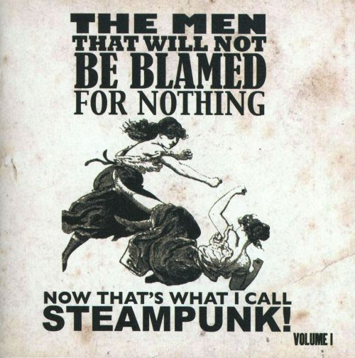 The Steampunk Album That Cannot Be Named for Legal Reasons