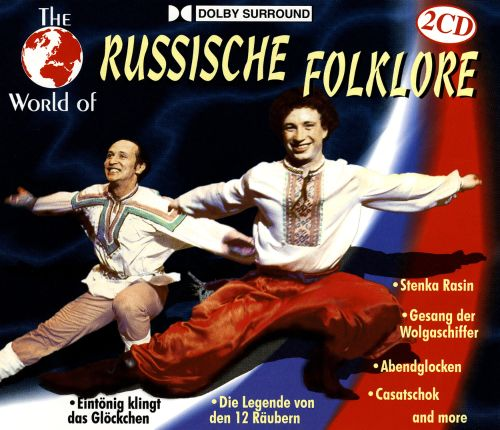The World of Russische Folklore