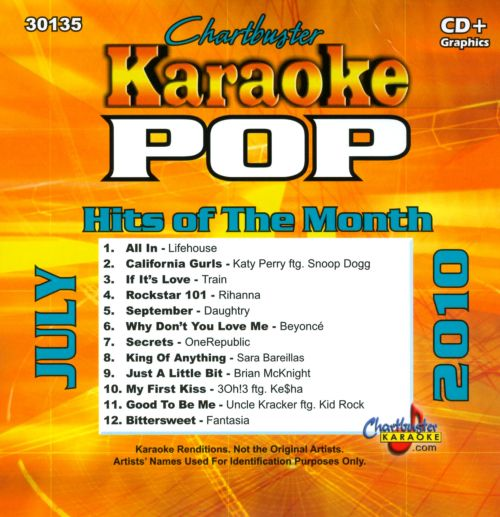Pop Hits of the Month: July 2010