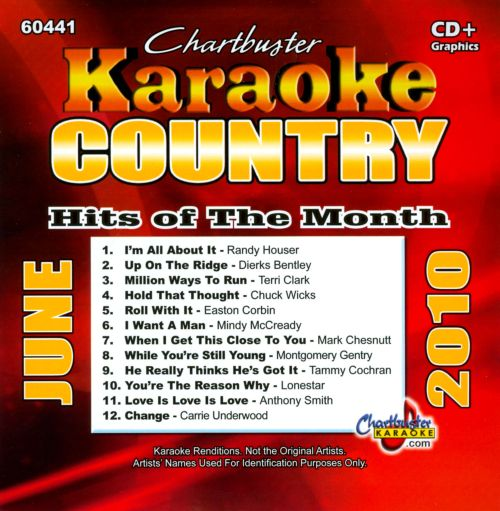 Country Hits of the Month: June 2010