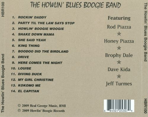 The Howlin' Blues Boogie Band