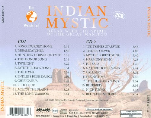 Indian Mystic [Music & Melody]