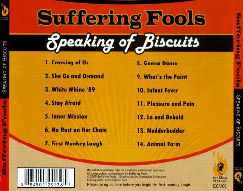 Speaking of Biscuits