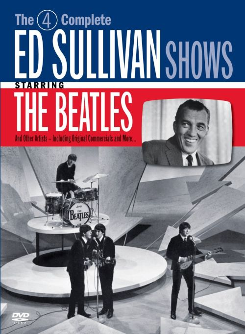 The 4 Complete Ed Sullivan Shows Starring the Beatles [Video]