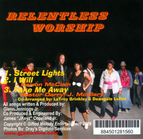 Relentless Worship