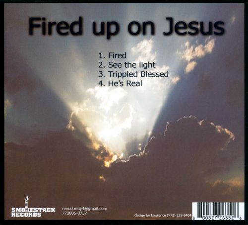 Fired Up On Jesus