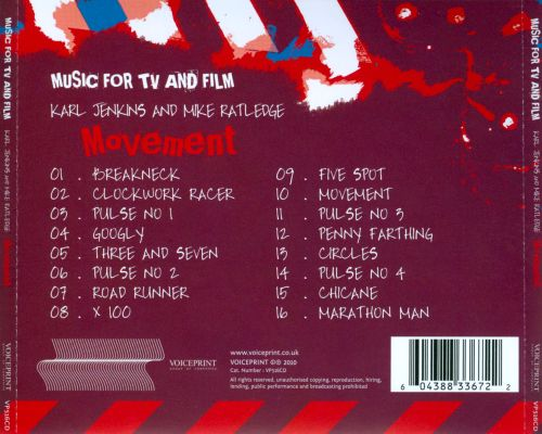 Music for TV and Film: Movement