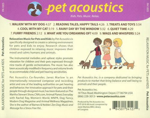 Relaxation Music For Pets And Kids